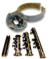 Custom Fabricated Brake Products