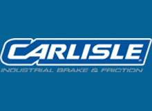 Supplier & Distributor of Carlisle Industrial Brake & Friction Products